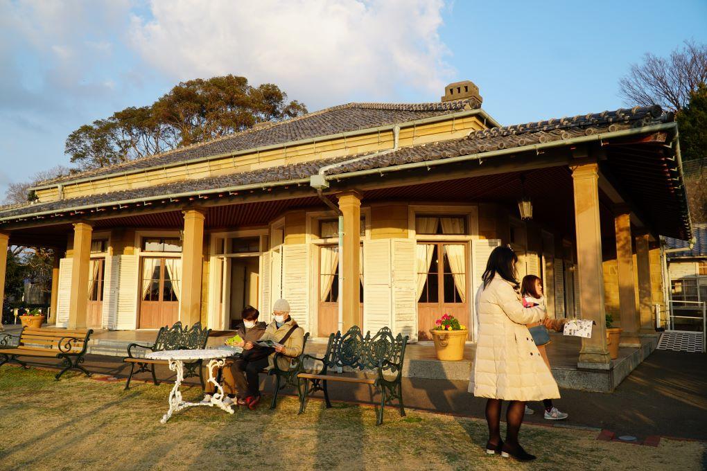 Glover Garden Ringer House, Nagasaki. © touristinjapan.com