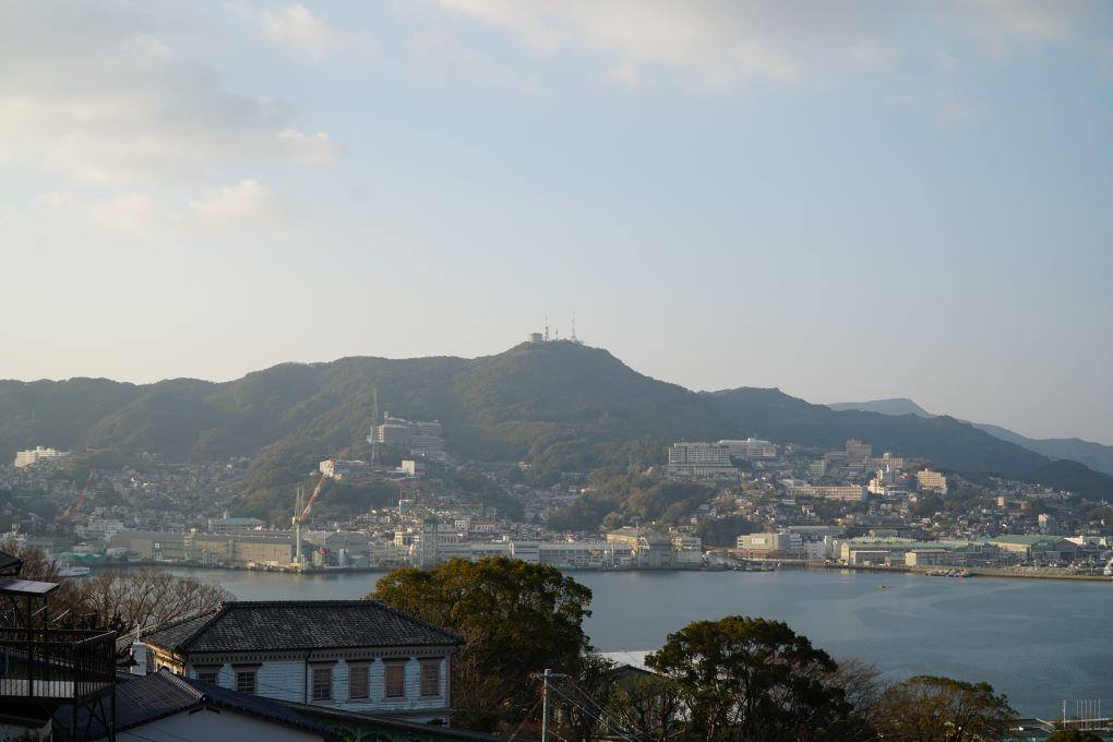 View from Glover Garden, Nagasaki. © touristinjapan.com