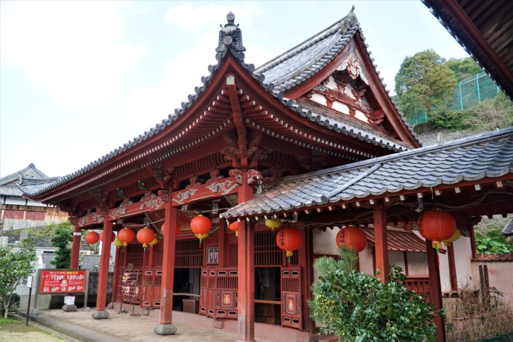 Maso-do at Kofuku-ji temple, Nagasaki. © touristinjapan.com