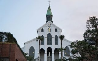 Oura Church, Nagasaki. © touristinjapan.com