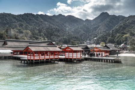 Itsukushima Shrine, Miyajima, Hiroshima © touristinjapan.com