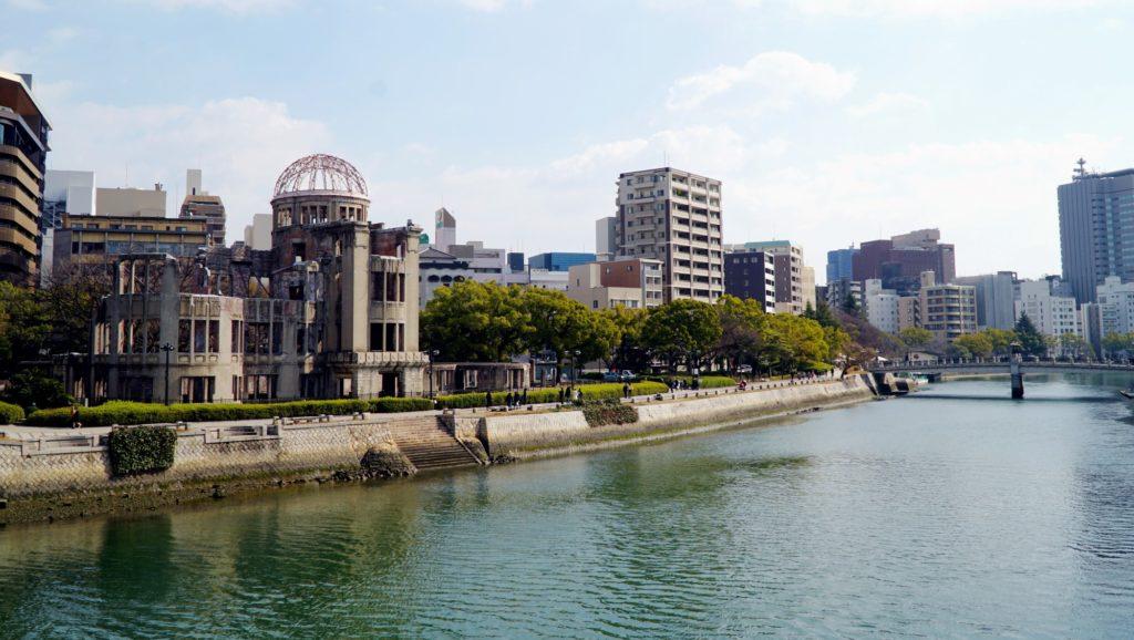 Atomic Bomb Dome, Hiroshima. © touristinjapan.com