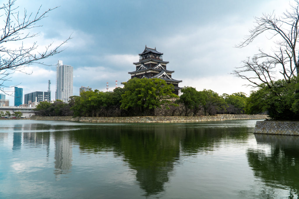Hiroshima Castle. © touristinjapan.com