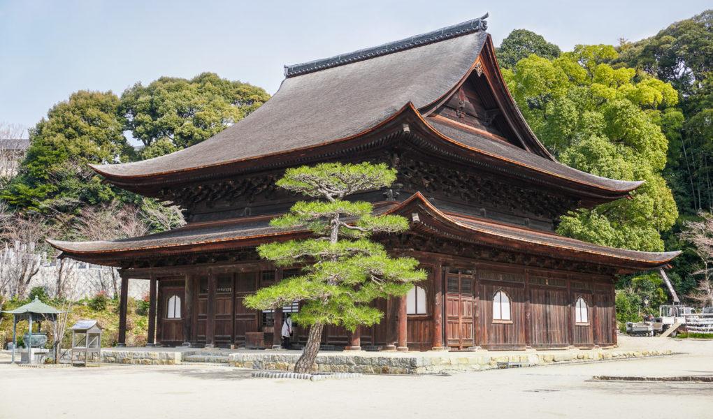 Fudo-in Temple, Hiroshima. © touristinjapan.com