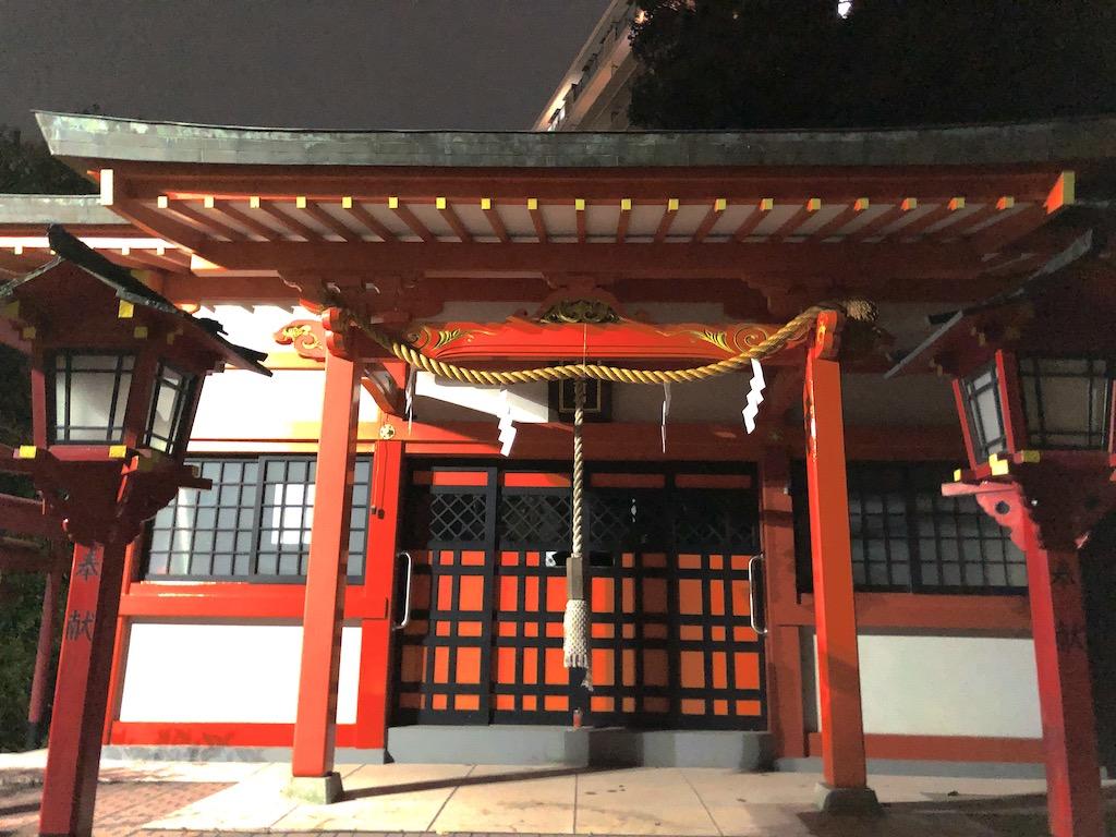 Kinkoinari Shrine, Hiroshima. © touristinjapan.com
