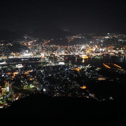 Night View from Mount Inasa, Nagasaki. © touristinjapan.com
