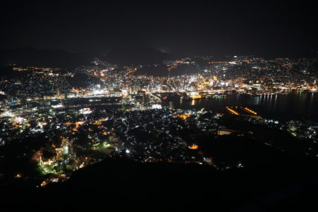Night View from Mount Inasa, Nagasaki. © touristinjapan.com