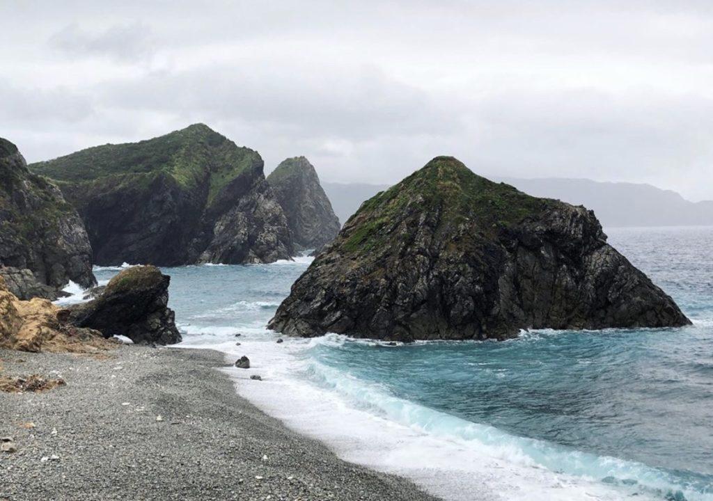 Honohoshi Beach, Amami Island. © touristinjapan.com