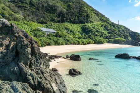 Sakibaru Beach, Amami Island. © touristinjapan.com
