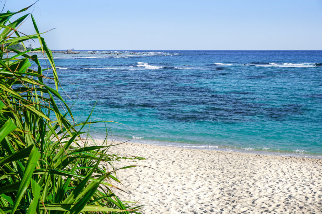 Tomori Beach, Amami Island. © touristinjapan.com