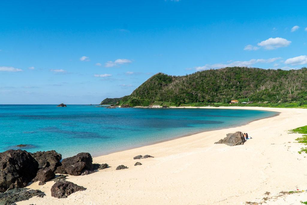 Utabaru Beach, Amami Island. © touristinjapan.com