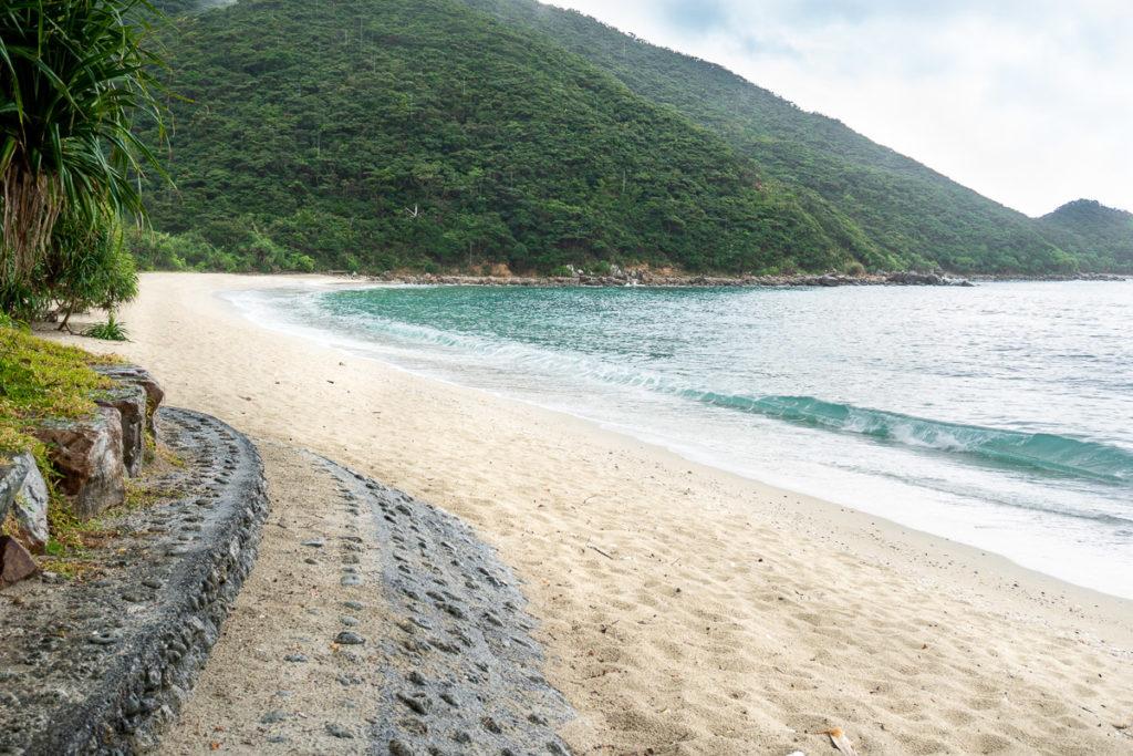 Yadorihama Beach, Amami Island. © touristinjapan.com