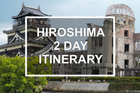 Hiroshima 2-day itinerary. © touristinjapan.com