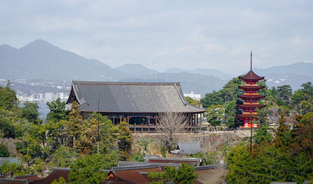Senjokaku Hall, Miyaijma. © touristinjapan.com