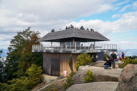 Mount Misen Observatory, Miyajima. © touristinjapan.com