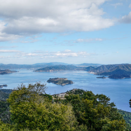 View from Mount Misen Observatory, Miyajima. © touristinjapan.com