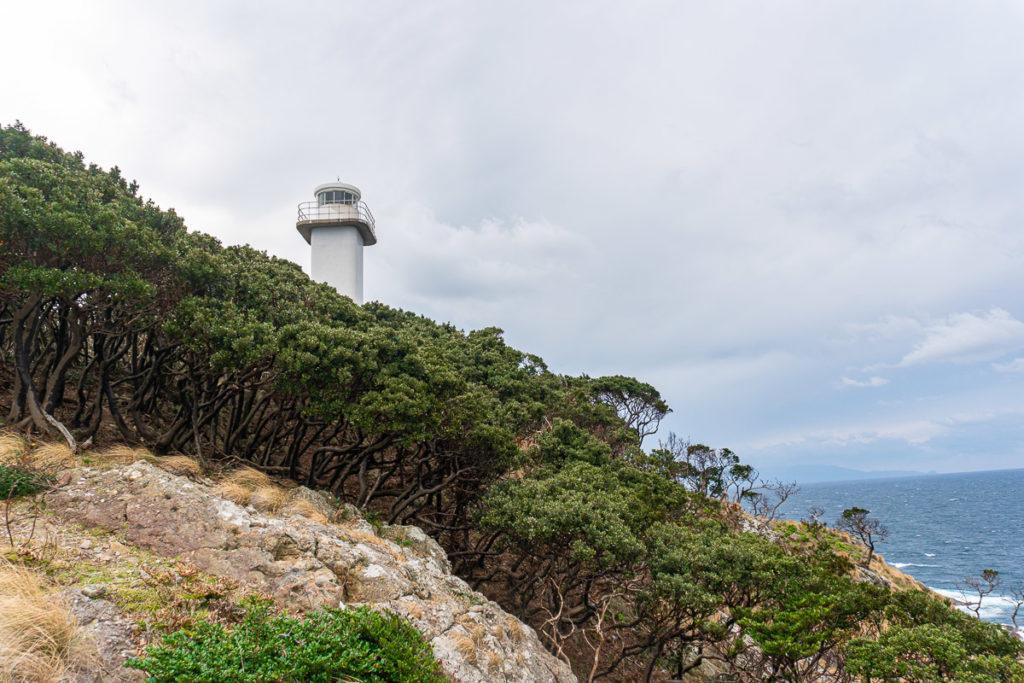 Ichiminato Lighthouse, Yakushima. © touristinjapan.com