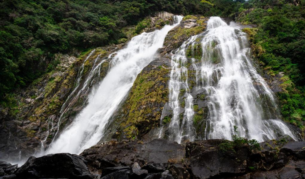 Ohko Taki Waterfall, Yakushima © touristinjapan.com
