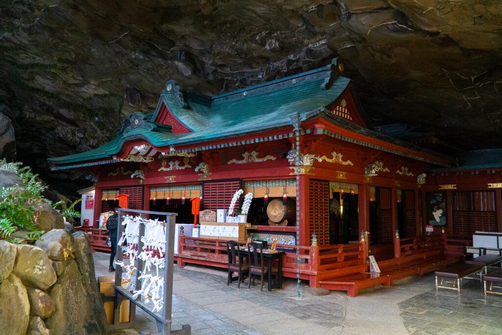Udo Shrine, Miyazaki Prefecture, Kyushu, © touristinjapan.com