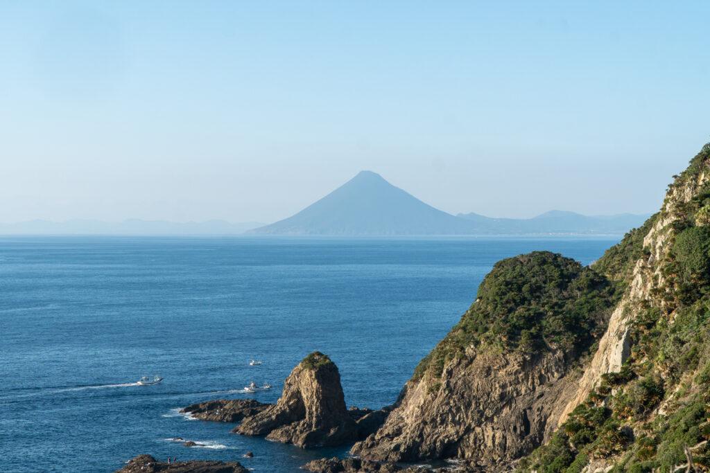 Cape Sata in Kagoshima, most southern point of mainland Japan. © touristinjapan.com