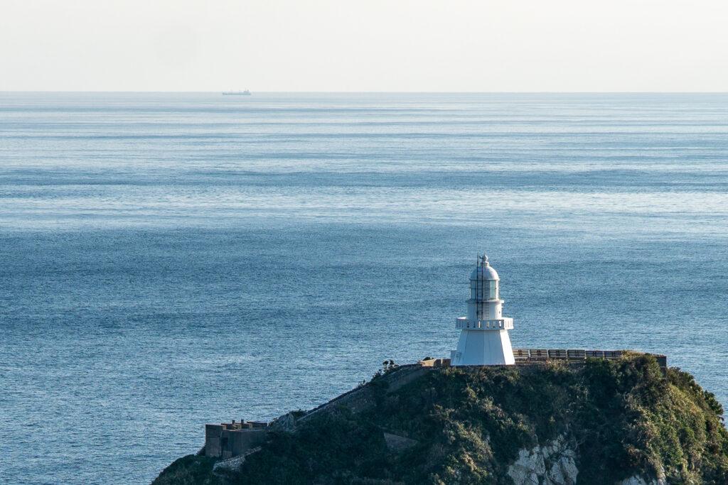 Cape Sata Lighthouse in Kagoshima, most southern point of mainland Japan. © touristinjapan.com